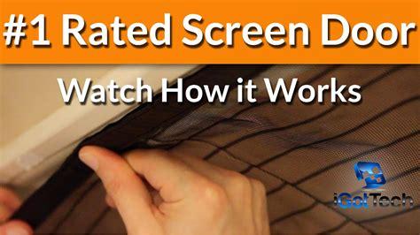 garage door mesh screen magnetic screen door magic mesh screen doors