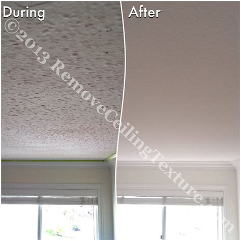 drywalling over textured ceilings vs ceiling texture