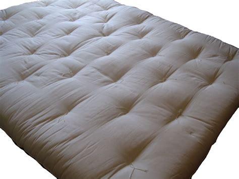 la casa futon futon cotone la casa econaturale