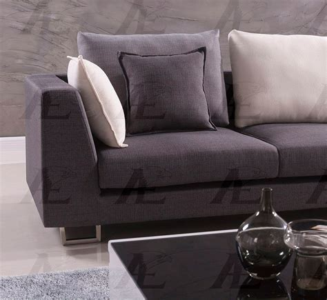 gray sectional sofa ae203 fabric sectional sofas