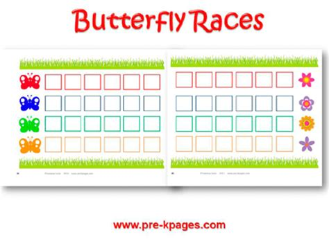printable math board games for kindergarten bugs and insects theme activities in preschool