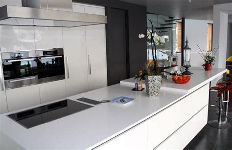 faience de cuisine moderne faience pour cuisine blanche 5 indogate photos de