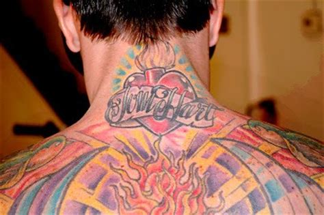 carey hart tattoo ros carey hart tattoos design ideas
