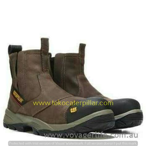 Sepatu New Boots Boots Caterpilar Boots Safety Boots Boots B jual sepatu safety caterpillar jointer pull on clay ct