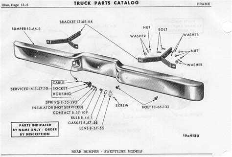 dodge sweptline parts sweptline org 1963 1968 parts catalog frame and