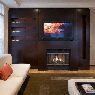 chimenea y television incluir una chimenea televisi 243 n en tu sala de estar