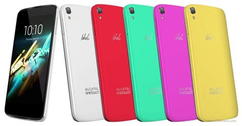Hp Alcatel Idol 3c alcatel onetouch idol 3c and pixi phones pixi 3 10 tablet announced gsmarena news