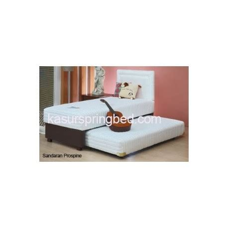 Sofa Bed Kensso 2 in 1 standard sandaran prospine springbed anak guhdo