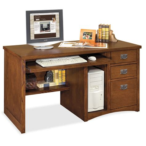 Desk Hutch Organizer Kathy Ireland Home By Martin Furniture Mission Pasadena Deluxe Computer Desk And Optional
