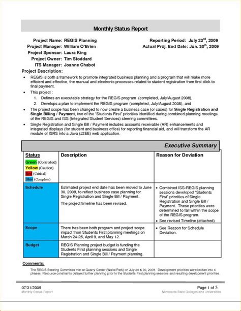 pl statement template tagua