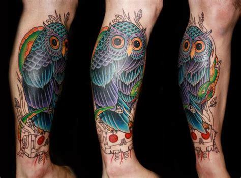 arm new eulen tattoo von fatink tattoo