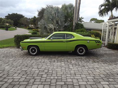 plymouth duster seats 1973 plymouth duster h code fold rear seat classic