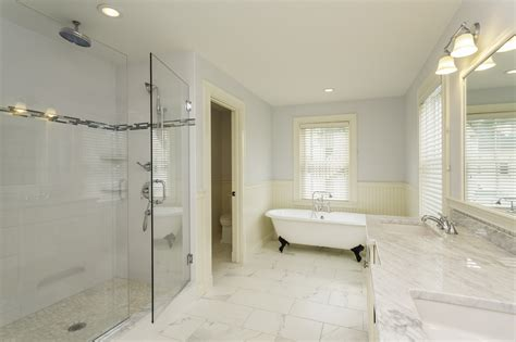 Carrara Marble Bathroom Designs comparing frameless shower door options the glass shoppe