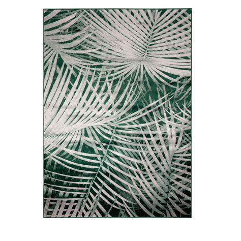 Motif Tapis by Tapis Motif Palmier Vert Palm By Day Zuiver By Drawer