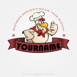 online free logo maker chicken logo design