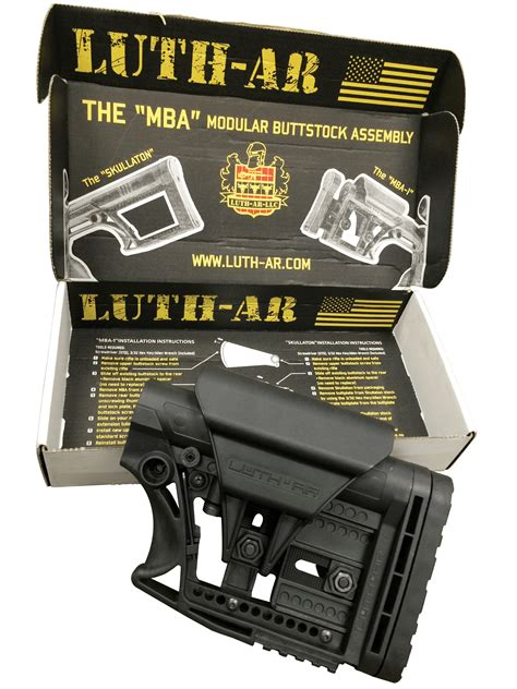 American Mba Review by Product Review Luth Ar Mb3 Buttstock