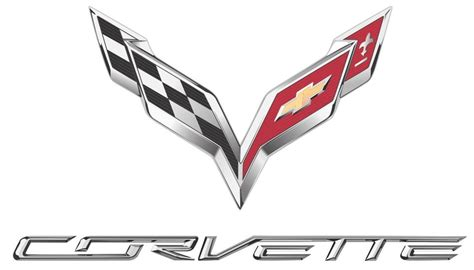 vintage corvette logo corvette logo chevrolet car and motorcycle logos