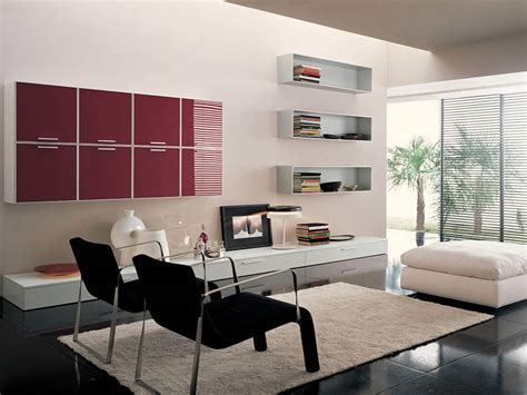 wallpapers modern living room photos