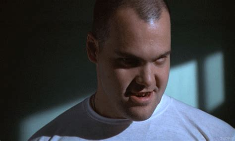the cable guy bathroom scene creepy full metal jacket gif find share on giphy