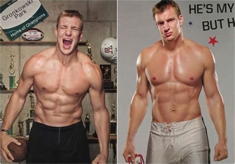 julian edelman bench press rob gronkowski workout plan