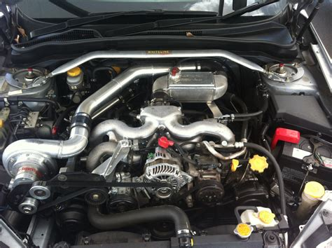 supercharged subaru wrx raptor superchargers australia