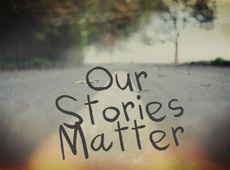 Or Story Calvarywestlake Our Stories Matter