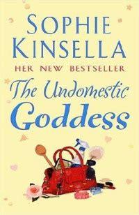 the undomestic goddess 0552772747 j r loves books the undomestic goddess