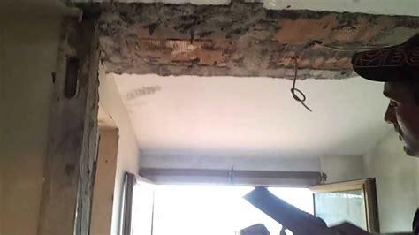 come rasare un soffitto come intonacare il soffito