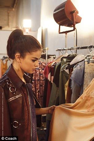 selena gomez stars in new coach campaign | daily mail online