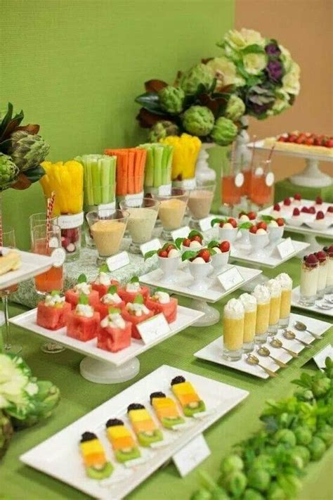 Appetizer Table by Appetizer Table Events