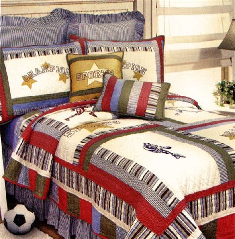 Discount Bedding Quilts by Ch Quilt And Sports Bedding