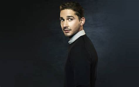Shia Labeouf Hairstyle by Joseph Peoples Shia Labeouf Hairstyles