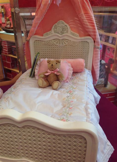 american girl samantha bed american girl store pictures of beforever samantha