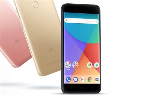 Spesifikasi Xiaomi A1 pakai android one ini spesifikasi lengkap xiaomi mi a1