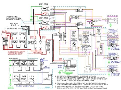 xantrex inverter wiring diagram wiring forums