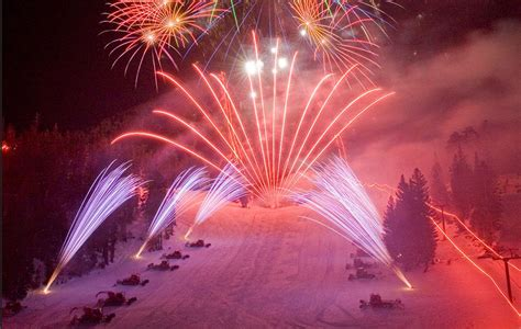 mammoth of lights mammoth mountain s of lights 2012