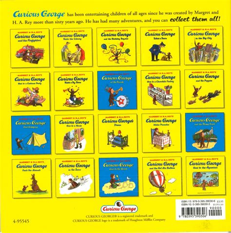 The Bookshop George what happened next about curious george