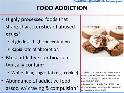Cocaine Detox Foods by Incorporating Food Addiction Into Disordered The