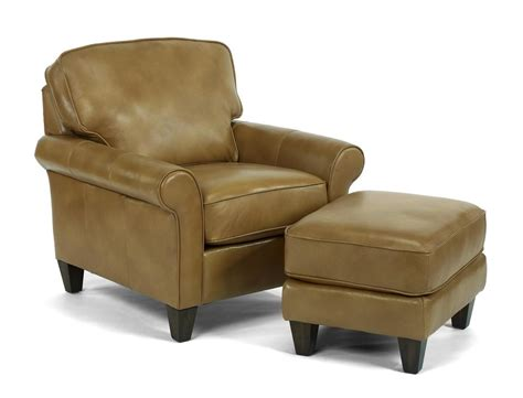 Leather Oversized Chair And Ottoman Doherty House Best Chair And Ottoman