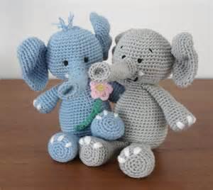 crochet stuffed elephant toy pattern dog breeds picture