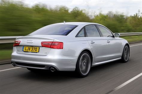 Audi A6 Tdi Review by Audi A6 Saloon 2 0 Tdi Ultra S Tronic S Line First Drive