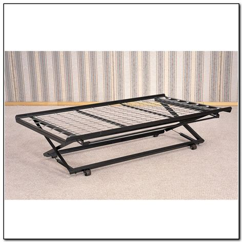 Pop Up Trundle Bed Frame Pop Up Trundle Bed Frame Beds Home Design Ideas A3npb9yq6k5727