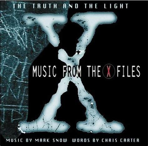 theme music x files mark snow somehow satan millennium episode music