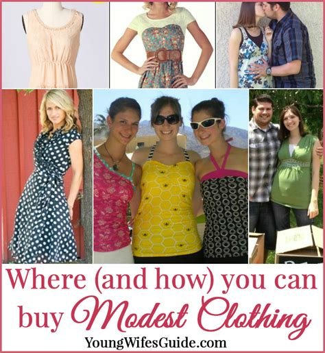 where and how to buy modest clothing