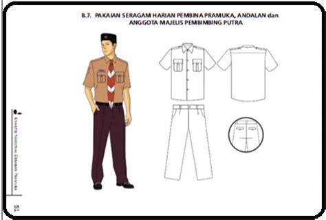 Baju Pramuka Penegak Putri No 16 perubahan seragam pramuka terbaru gt gt zeram cdk