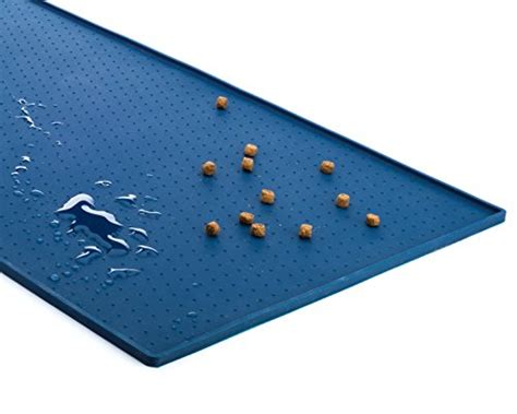 Pet Feeding Mats by Pet Feeding Silicone Mat For Cat Watering Feeder