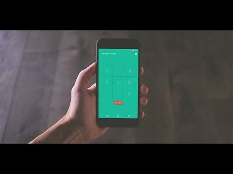 android tutorial tic tac toe just tic tac toe android game youtube