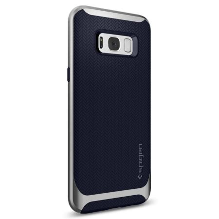 Spigen Neo Hybrid Samsung Galaxy S8 Blue Coral spigen neo hybrid samsung galaxy s8 plus silver arctic reviews comments