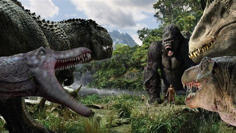 film dinosaurus vs king kong dinosaurs vs king kong by avispaneitor on deviantart
