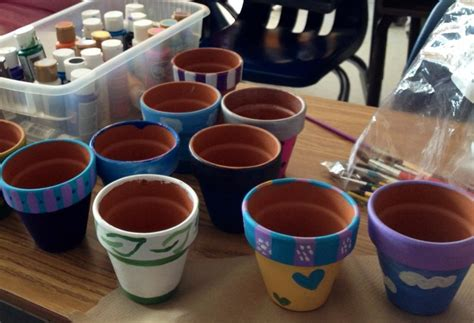 tjtoday keyettes club designs clay pots for nursing home